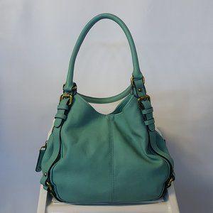 Merona Faux Leather Handbag